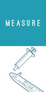 Measure - infographic